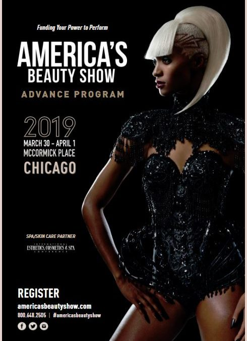 AMERICA'S BEAUTY SHOW – CHICAGO 2019